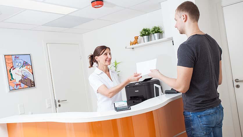 Bilde Bedriftsavtale for tannlegetjenester i Smilia Tannklinikk