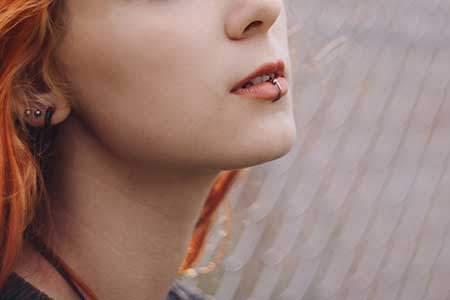 Piercing i tunge eller leppe Smilia Tannklinikk